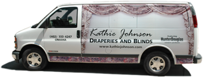 Kathie Johnson Daperies and Blinds Omaha NE